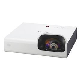 პროექტორი SONY VPL-SW225 3 LCD SYSTEM 1280 X 800 ,16:10, 2600 LM  4000 H-6000 H,RGB,HDMI,LAN RJ45,S VIDEO IN,RS-232C,USBX2,MICROPHONE IN,SPEAKER16W