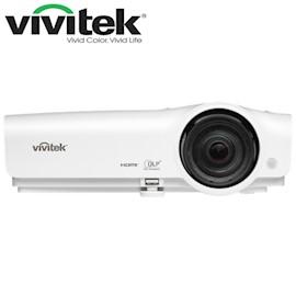 მოკლე ფოკუსიანი პროექტორი Vivitek DX281-ST DLP Projector XGA (1024 x 768) 3200 ANSI Lumens 15,000:1 contrast 2 X HDMI