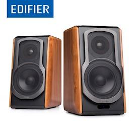 სტუდიური მონიტორი დინამიკი Edifier Studio S1000DB Hi-Fi 2.0 Active Bookshelf Speakers  Bluetooth RMS 25W×2(Treble) +35W×2(Mid-range and bass) = 120W)
