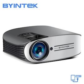 პროექტორი BYINTEK M7 200 inches Home Theater HD video projector LED laser for Iphone mobile phone Full HD 1080p