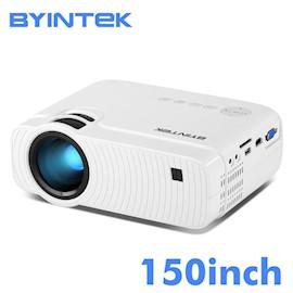 პროექტორი BYINTEK  k2  150 inch LED Mini Micro Portable HD Video Projector with HDMI Speaker USB for Cinema Play 1080P Cinema Home Theater