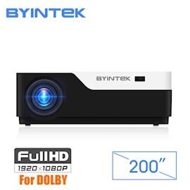 პროექტორი BYINTEK MOON K11 200inch native: 1920x1080 1080P FULL HD LED Video Projector HDMI USB For Game Movie Cinema Home Theater