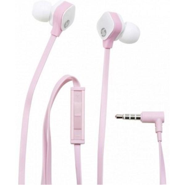 ყურსასმენი HP In Ear H2300 Pink Headset H6T17AA