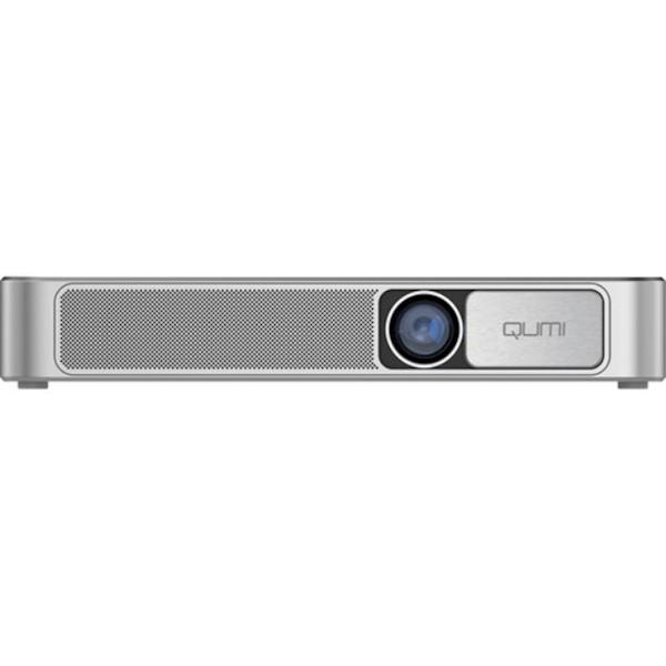 პროექტორი Vivitek Qumi Q3 PLUS White LED HD720p projector 500 ANSI Lumens 30,000 hours Android / Wireless / Bluetooth / HDMI 8,000 mAh battery
