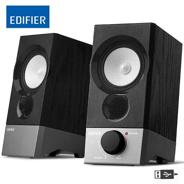 დინამიკი Edifier R19U 2.0 USB Multimedia System Home Audio Speaker 4W