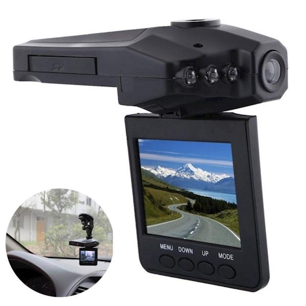 CAR CAMERA H198-VGA  2.5'' TFT LCD SCREEN VGA 640*480 PORTABLE CAR DVR H198 CAR VIDEO RECORDER CAMERA 90 DEGREE