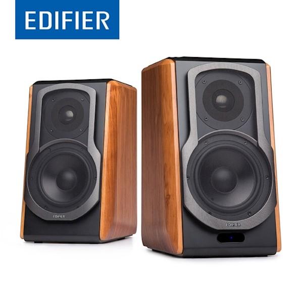სტუდიური მონიტორი დინამიკი Edifier Studio S1000DB Hi-Fi 2.0 Active Bookshelf Speakers Bluetooth 120W