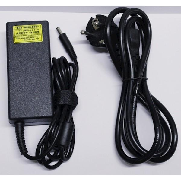 ნოუთბუქის დამტენი DELL ADAPTOR 19.5V 2.31A Connector size: 4.5* 3.0 mm