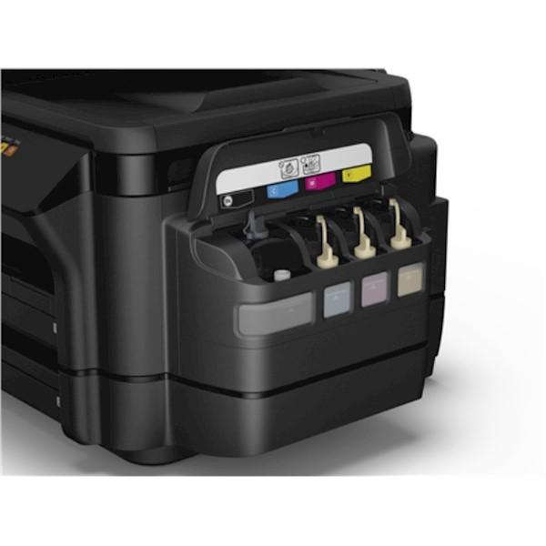 მულტიფუნქციური ჭავლური პრინტერი Epson L1455 A3 Wi-Fi Duplex All-in-One Ink, Up to 32 ppm,Up to 10ipm(A3), Up to 8.7ipm(A2), USB 2.0