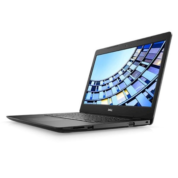 ნოუთბუქი DELL Vostro 3481 Intel Core i3-7020U 3M Cache 2.30 GHz 14  HD 1366 x 768  1x4GB DDR4 to 16GB 1TB 5400 rpm 2.5  Intel UHD Graphics 620  802.11ac 1x1 WiFi and Bluetooth Cam  Mic Ports 1 Card reader 2x USB 3.1 Gen 1 1xRJ45 1x Noble Lock 1x USB 2.0 1x HDMI 1xVGA 1xAudio jack Keyb Eng Russ Batt 42WHr 3-Cell Urban gray Weight 1.72kg Ubuntu 3Yr warranty