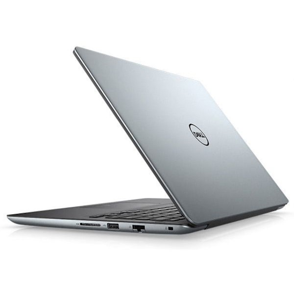 "ნოუთბუქი Dell Vostro 5481 Core i7-8565U 8GB 256GB SSD 14.0"" FHD GeForce MX 130 Cam & Mic WLAN  BT FingerPrint Backlit Kb 3 Cell Ubuntu Silver  War 3Yrs"