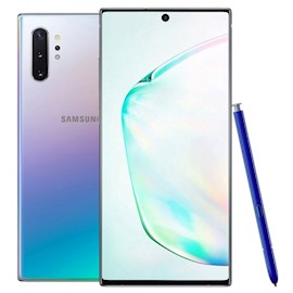 MOBILE AND  SAMSUNG SAMSUNG N975F GALAXY NOTE 10 PLUS  LTE SILVER GLOW