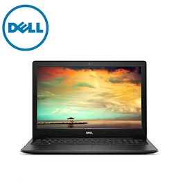 "Dell Inspiron 3584 15.6"" FHD AG LED/ Intel Core i3-7020U 2C/4T, 3MB Cache, 2.3 GHz/  1 x 4GB 2400MHz, Up to 8GB/ 256GB M.2 PCIe NVMe SSD / Intel 620  Graphics/  3-Cell Integrated, 42WHr; 45 Watt AC Adapter/ (720p) Webcam / 1x SD, 1x USB 2.0, 1x HDMI 1.4b, 2x USB 3.1, 1x Headphone & Mic, RJ45 / WIFI ac +BT/ Linux 18.04/ Weight: 2.01 kg /1Yrw"