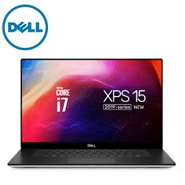 "Dell XPS 15 7590 15.6"" FHD (1920 x 1080) InfinityEdge Anti-Glare Non-touch IPS 100% sRGB 500-Nits display / Intel Core i7-9750H 6C/12T, 12MB Cache, up to 4.5 GHz/ 16GB (2x8G) DDR4 2666MHz / 512GB PCIe NVMe SSD/ NV GeForce GTX 1650 4GB GDDR5/ 6-Cell 97WHr, 130W AC Power Adapter/ 2.5mm HD Camera (720p) / 1x mSD, 2x USB 3.1 Gen 1; 1x HDMI; 1x Headset jack, 1x Thunderbolt 3/   Killer AX1650 (2x2)  WiFi 6 + BT 5.0/ W10P / Eng-Rus Qwerty Backlit Keyb / Platinum Silver/ Weight: 1.8kg /3Yrw"