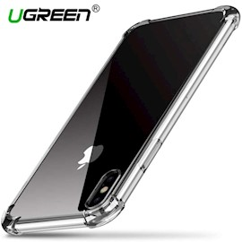მობილურის ქეისი UGREEN LP159 (50795) Impact Resistant Phone Case for iPhone X/XS (Clear)