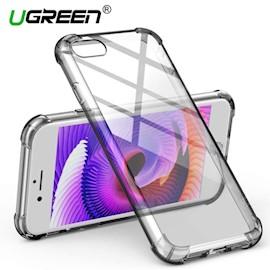 მობილურის ქეისი UGREEN LP159 (50796) Phone Case for iPhone 7/iPhone 8 ( Transparent Black)