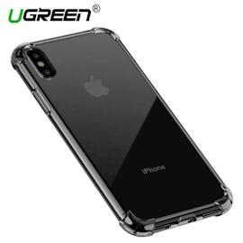 მობილურის ქეისი UGREEN LP159 (50798) Phone Case for iPhone X (Transparent Black)