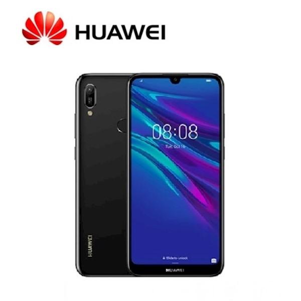 მობილური ტელეფონი Y6 2019 Black 6.09'' 720x1560 2.0GHz 4 Core 2GB RAM 32GB up to 512GB flash 13Mpix/8Mpix 2 Sim 2G 3G LTE BT Wi-Fi GPS Glonass mUSB2.0 3020mAh Android 9.0