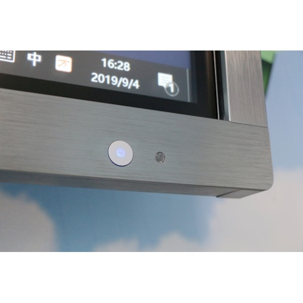 ინტერაქტიული ეკრანი, სმარტ ეკრანი Fitouch TVI65H8A 65 inch Brightness 350cd/㎡ RJ45 Resolution 3840 Lifetime 50000 hours