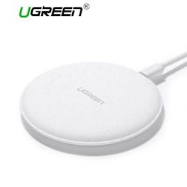 მობილურის სწრაფ დამტენი UGREEN CD186 (60112) Wireless Charger 10W 7.5W Qi Wireless Charging White