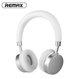 Remax Wearing Bluetooth Headset RB-520HB Silver