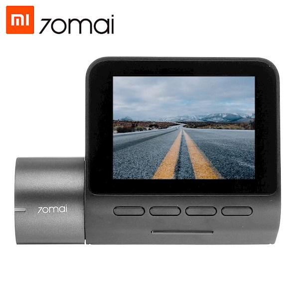 მანქანის ვიდეო რეგისტრატორი Xiaomi 70mai Smart Dash Cam Pro Midriver D02 1944P Car DVR Camera SONY IMX335 Sensor 140 Degree Wi-Fi Android4.1/iOS8 500mAh from Xiaomi