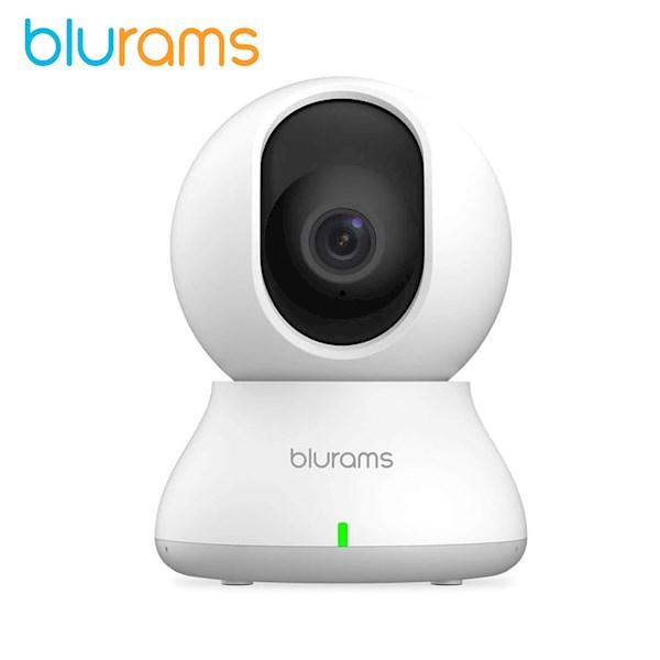 ვიდეო სათვალთვალო კამერა Blurams A31 Dome Lite 2 Security Camera 1080p Wifi Two-Way Audio Night Vision Works with Alexa 360 Degree