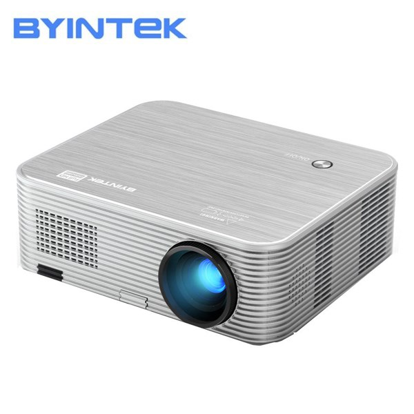 პროექტორი BYINTEK MOON K15 Full HD 1080P Android wifi LED 1920x1080 LCD Video Projector for Iphone Smartphones