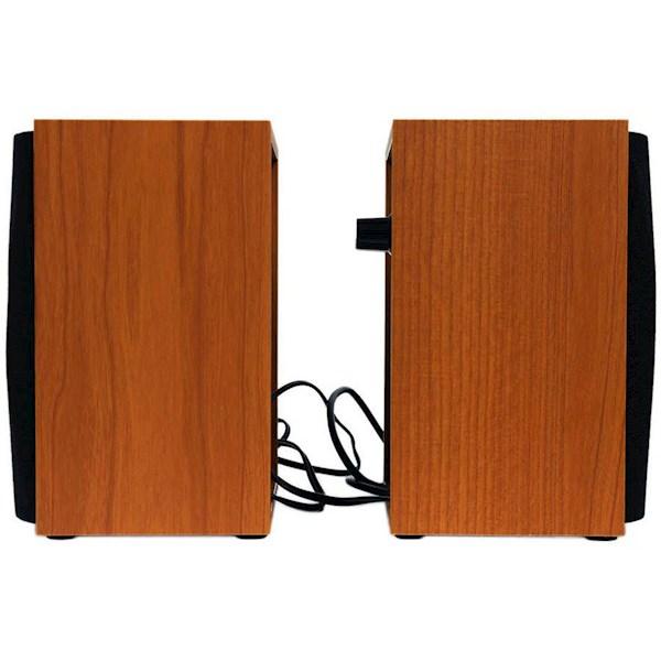 დინამიკი Genius Speakers SP-HF160 / 2.0 / 4W / USB-power / wood