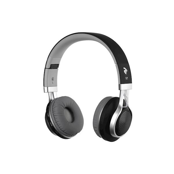 ყურსასმენი 2E V1 ComboWay ExtraBass Wireless Over-Ear Headset