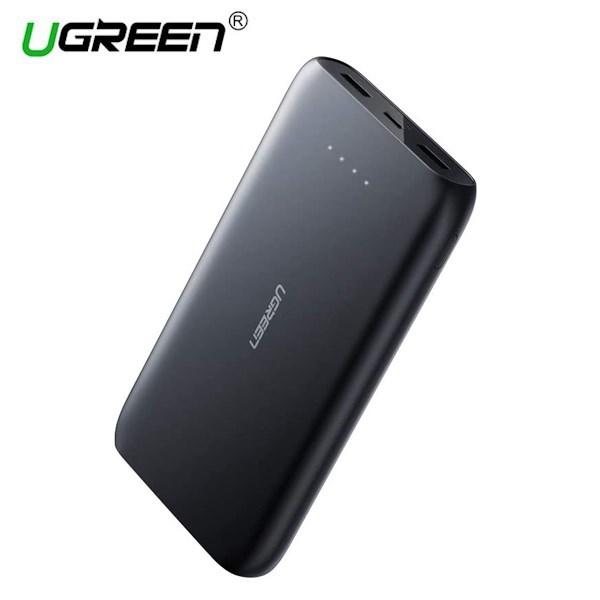 პორტატული დამტენი UGREEN PB132 (60423) 20000mAh PD charging mobile power Black