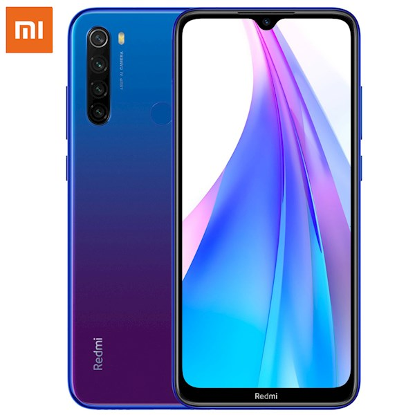 მობილური ტელეფონი Xiaomi Redmi Note 8T 3GB 32GB Dual Sim LTE blue (GLOBAL VERSION)