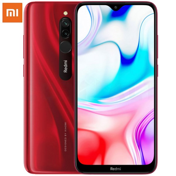 მობილური ტელეფონი Xiaomi Redmi 8 Global Version 3GB 32GB Dual sim LTE Red