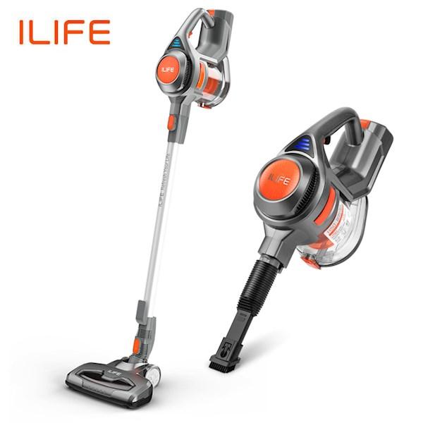 უსადენო მტვერსასრუტი ILIFE H50 Cordless Stick Vacuum Cleaner Handstick 1.2L Big Dustbin 10000Pa Strong