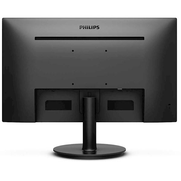 მონიტორი PHILIPS V Line 21.5 inch LCD panel type: VA LCD Optimum resolution: 1920 x 1080 @ 75