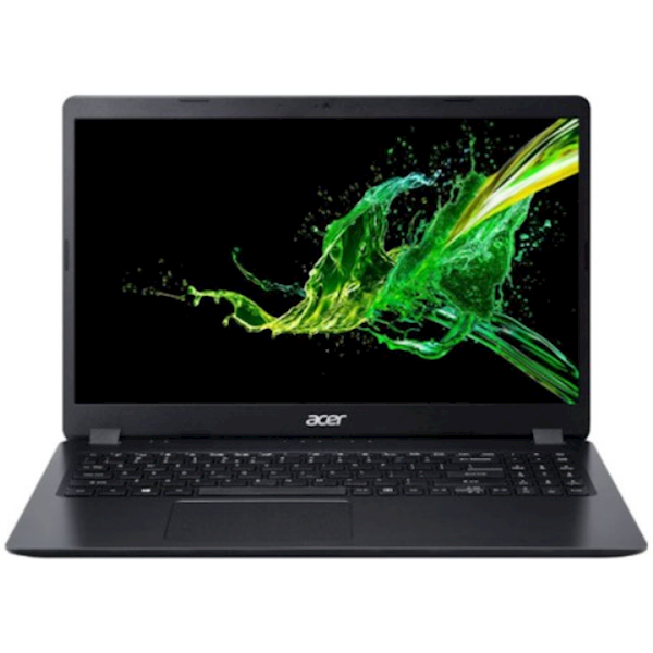 "ნოუთბუქი Acer Aspire 3 15.6"" HD Intel Celeron N4000 4GB, 256GB SSD Black"