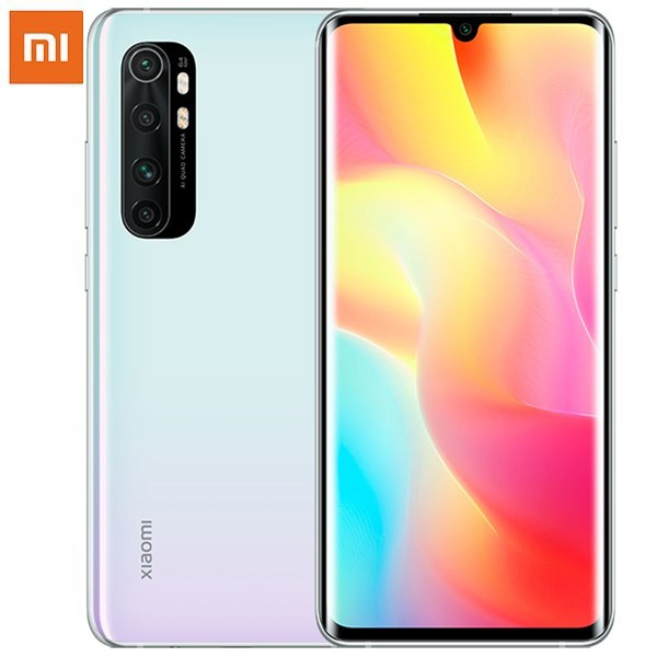 მობილური ტელეფონი Xiaomi MI Note 10 Lite 6GB 128GB Dual Sim LTE Glacier White (GLOBAL VERSION)