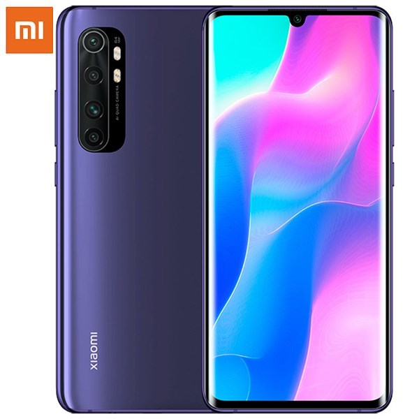 მობილური ტელეფონი Xiaomi MI Note 10 Lite 6GB 128GB Dual Sim LTE Nebula Purple (GLOBAL VERSION)