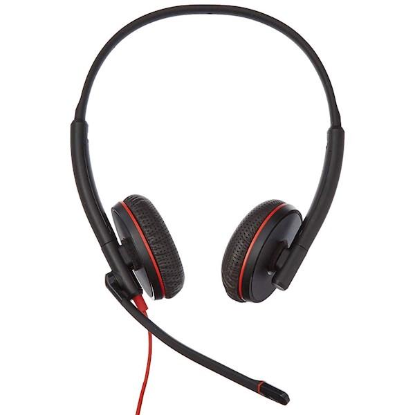 ყურსასმენი Plantronics USB Headset BLACKWIRE C3225 USB-A