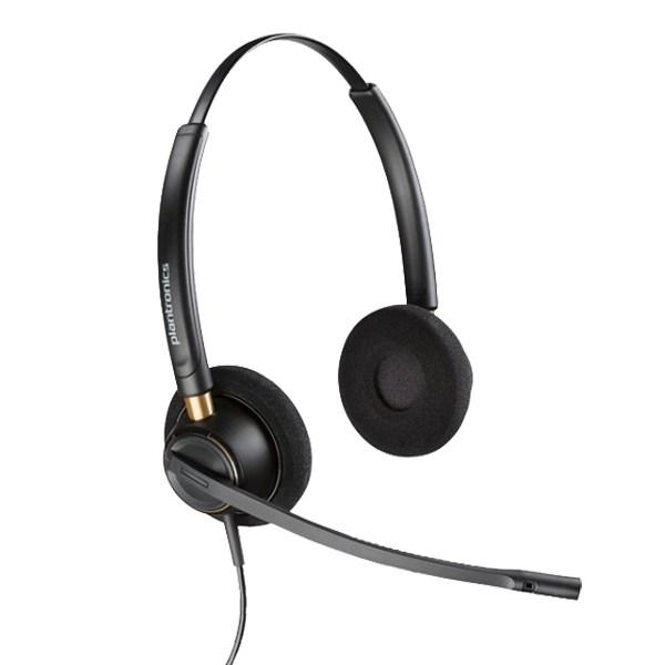 ყურსასმენი Plantronics EncorePro HW525 USB Headset