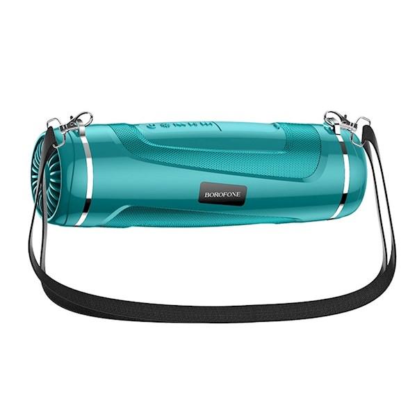 დინამიკი BOROFONE BR7 Empyreal sports wireless speaker Green