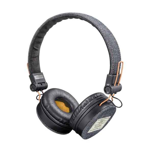 ყურსასმენი Trust Fyber headphones - dark denim