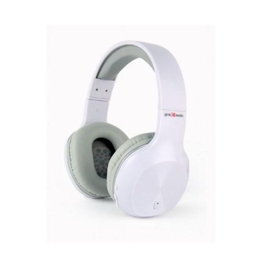 """ყურსასმენი Gembird BHP-MIA-W Bluetooth stereo headset """"Miami"""""""