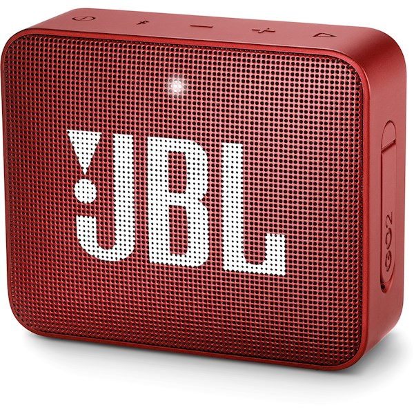 დინამიკი JBL GO 2 Wireless Bluetooth Speaker Red