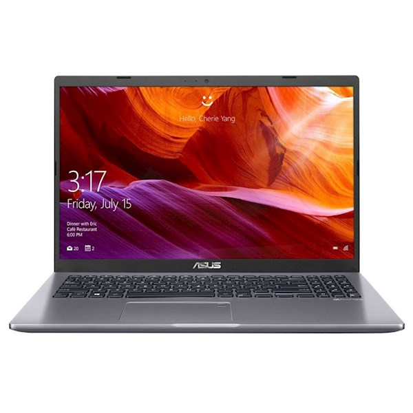 "ნოუთბუქი ASUS X509JA 15.6"" I5-1035G1 8GB, 512GB SSD Integrated Graphics Slate Gray"