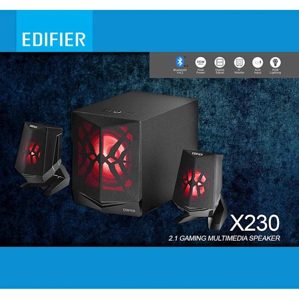 EDIFIER X230 gaming speaker