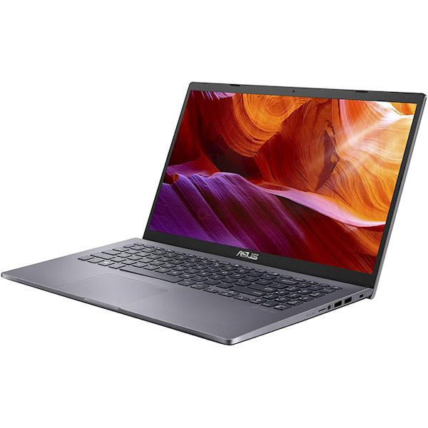 """ნოუთბუქი Asus X515JA 15.6"""" i3-1005G1 8GB 256GB SSD Integrated Graphics Grey"""
