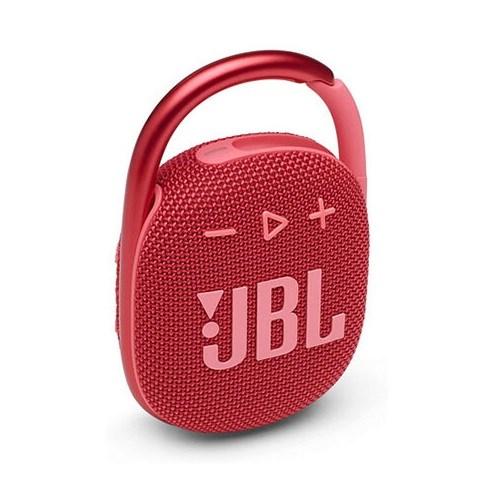უსადენო დინამიკი JBL CLIP 4, 5W, წითელი