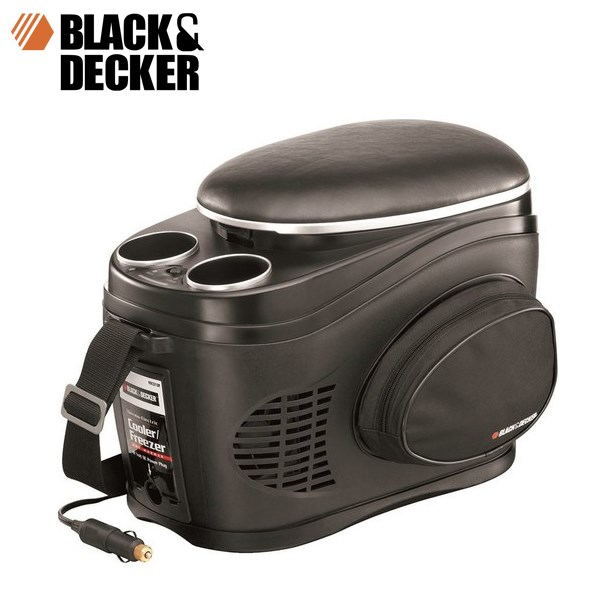 მანქანის მაცივარი Black&Decker BDV212F Car Refrigerator 12Volt 9 Litre