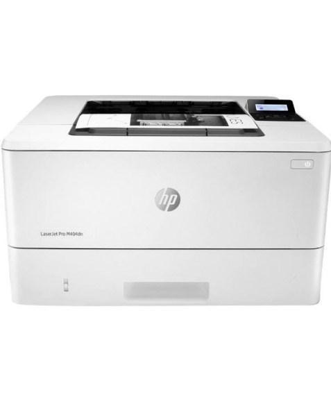 პრინტერი HP LaserJet Pro M404dn Printer, A4, 256 MB, Duplex, White